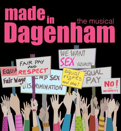 Click HERE for Made In Dagenham - Childrens Preview and Audition Information